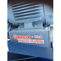 Spencer Industravac vacuum system/ Model SYS302249P
