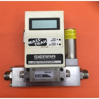 Sierra Mass Trak Flow Meter/ Model 810S-M-DR-4-0V1-SV1-V1-S1-MP