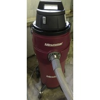 Minuteman HEPA, X-829 Series ULPA Critical Filter Wet/Dry Canister Vacuum - 6 Gallon