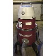 Minuteman HEPA- CRV Clean Room Vacuums