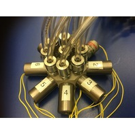Bio Chem manifold-mounted Mixing and Flow Selection Valves type 080T824-33-5