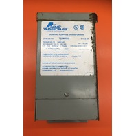 ACME Transformer/ Cat No T252008S Style SR/ 0.50 KVA/ Prim-volts 240x480, Sec-volts 120-240/1 Ph