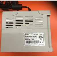 Automation Direct PLC GS2 Series/ Model No. GS2-41P0/ With GS2 AC Drive