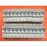 Lot of 22/ 750V- 50 Amp, Ferraz Shawmut Ultrasafe  Fuse Holder US1411 (V227902)