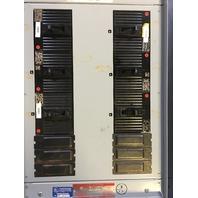 General Electric 225 Amp Breaker Panel -MainBreaker with 6 breakers