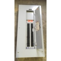 General Electric NLAB Style 5 Main Breaker Panel 225AMP, 120/208V, 3P, 4W