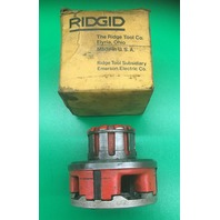 Ridgid One 1 in. Die Head Complete for 00-R Drop Head Threader