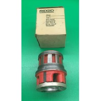 Ridgid One 1/4 in. Die Head Complete for 00-R Drop Head Threader
