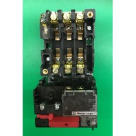 Square D Motor Logic, Type 9065, Style SS120, Series D