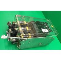 Allen Bradley Disconnect Switch 1494V-D5200, w/Fuse Block 1494V-Fs200