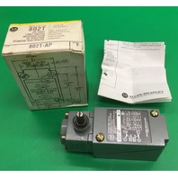Allen Bradley Oiltight Limit Switch, CAT No: 802T-AP, Type 4 & 13, CSA ENC 4, SER F
