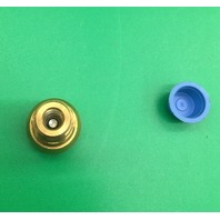 "2-Eaton Hansen Brass 4000 Series Industrial Interchange, Coupler Socket, 1/4"" Body Size x 1/4"" NPT Female"