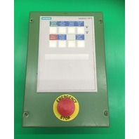 Siemens Simatic  Push Button Panel PP7 / 6AV3688-3AA03-0AX0