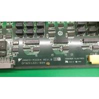 Yaskawa, JANCD-MIO04, DF9201221-B0N, MI004 MIOO4 I/O Board Rev B03