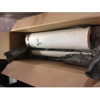 2-WATLOW Ceramic Fiber Heaters SEMI-CYLINDRICAL UNITS, VS105A30S, 240V, 3100  watts