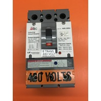 Meta MEC 150 AMP , Max 480 V Industrial Circuit Breaker/ Cat No. ABS 203U