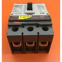 Susol, Industrial Circuit Breaker TD 125NU, 125 AMP, Max 600V ,3 Poles, 50/60 Hz