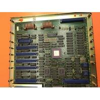 Fanuc Backplane With Dual Processors, Model A16B-1010-0050/15C
