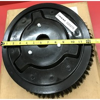 Kent  13 inch, Scubber, EA Brush Flat--13.5OD Polypropylene, Item: 562020276, S.O:224534 10