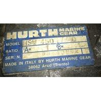 Hurth Marine Transmission 450D 1:1