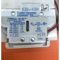 Cutler Hammer AN16DN0 Motor Starter 27A Nema Size 1 600V