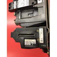 Allen Bradley 505-A0D Reversing Motor Starter, Series A, Size 0, 115-120V, 60Hz