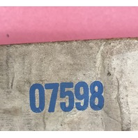 Boston Gear 2 7/16, Pillow Block Product, 07598