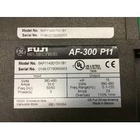GE Fuji AF-300-P11 AC Drive 15 HP 6KP1143015X1B1