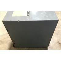 Square D 5S1F 5KVA Transformer   240 x 480 V- 120/240 V 1PH