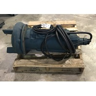 20 HP PACO PUMP/ Model  51-49511-210T-A02-1, W/ Reliance Motor P21G27108 460V