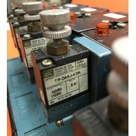 Mac 82A-AC-CKA-TP-DAAP-4DA-9 Solenoid Valve assembly with TP-DAAJ-4DA, 5.4 W