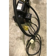 Gates Hydraulic Power Pack Cat No.39200372, 400 PSI, 115/208-203 Volts, AMPS 11.6,4-5.8, RPM 3450