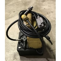 Enerpac Hydraulic Pump, Model NO. PU01000B, 115 VAC, 9.5 AMPS, 1 Ph,  PSI 10,000, HP 1/2