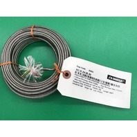 OMEGA Insulated T/C Wire W/Inconel Overbraid XC-K-24-IB-50