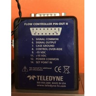 TELEDYNE/ Hastings Mass Flow Controller HFC-303, Gas, Max working pressure 500 PSIG