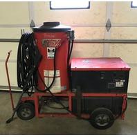 HOTSY HOT PRESSURE WASHER/ Model  9934, Cap. 4 GPM/240 GPH, Pressure 2000 psi,