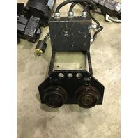 CM 1/2 Ton Max Series 635 Moterized Hoist Trolley