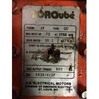 Saturn T-144 Hoist Tractor Power Drive Trolley 3 Ton 460V (Wired for 240 V)