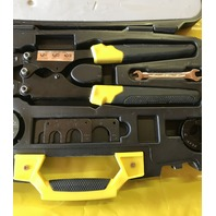 Apollo 341349 Pex crimp tool kit,  with 3/8 in., 1/2 in., 3/4 in. and 1 in. crimp rings