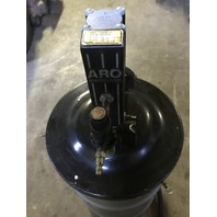 ARO/ Ingersoll-Rand Pistion Oil Pump And Barrel/ W Hose & Gun, Model LM2203A-11