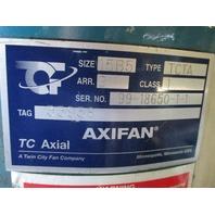 Twin City Fan, AXIFAN TUBEAXIAL FANS, MODEL TCTA