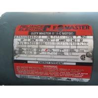 "TUBE AXIAL DUCT FAN - Belt Drive - 12"" - 3/4 Hp - 3 Phase - 230/460V , Model B12-3/4CS"