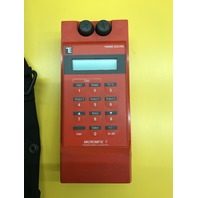 MICROMITE T Thermocouple Calibrator, W/Nice Protective Carrying Case