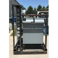 Combo- SQUARE D Transformer Cat. EE150T3H, 150 KVA, 480V + Panel W/main + plugs