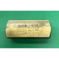 1-Parker Hydraulic Valve C1200B, -10GB, 2000 Psi Maximum, 25 GPM