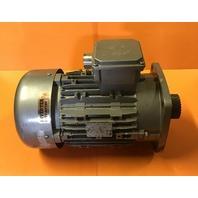 Nord 112MH/4 CUS Gear Motor, 5.00 Hp, 1770 rpm, 230/460V YY/Y, 60 Hz, 3.70 KW