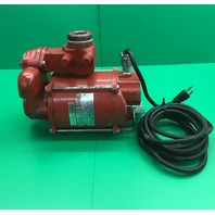 Tokheim 615, Power Opperated Pump, 50 psi Max, W/ A.O. Smith Motor 1/4 HP