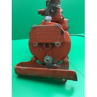 Gasboy power opperated pump, 50 psi Max, W/ A.O. Smith Motor 1/4 HP
