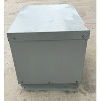 ACME Transformer , 30 KVA, 480/240-120 V,  3 PH, 60 HZ, Cat. No. T-1A-53342-3S