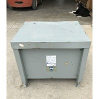 ACME Transformer , 30 KVA, 480/240-120 V,  3 PH, 60 HZ, Cat. No. T-1A-53342-3S